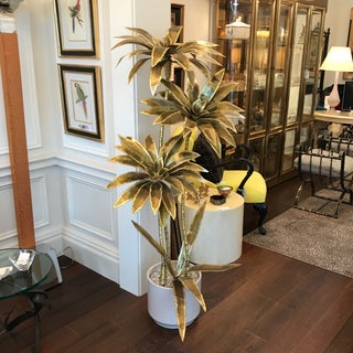 Mid Century Brass Dragon Tree Preview
