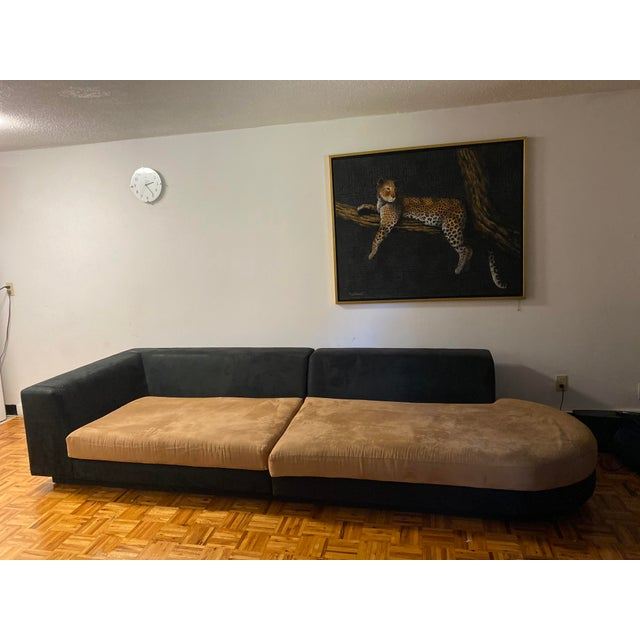 Mid Century Modern Sectional For Sale In Boston - Image 6 of 6
