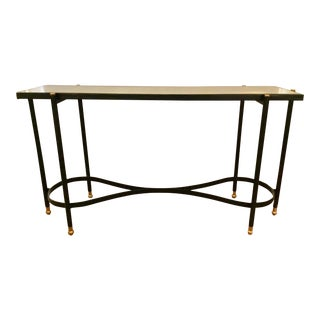 Celerie Kemble for Henredon Whip Console Table For Sale