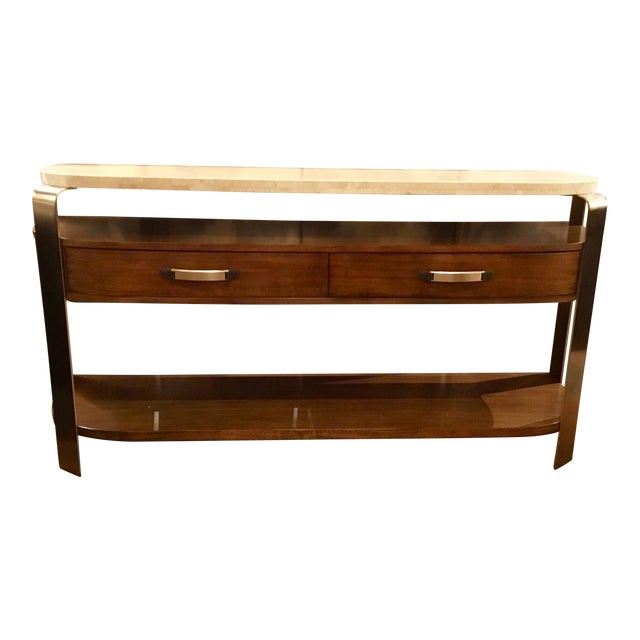 Drexel Heritage Orme Console For Sale