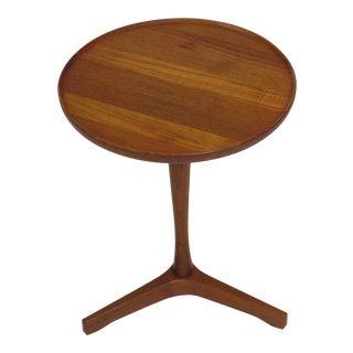 Hans C Andersen Danish Teak Side Table