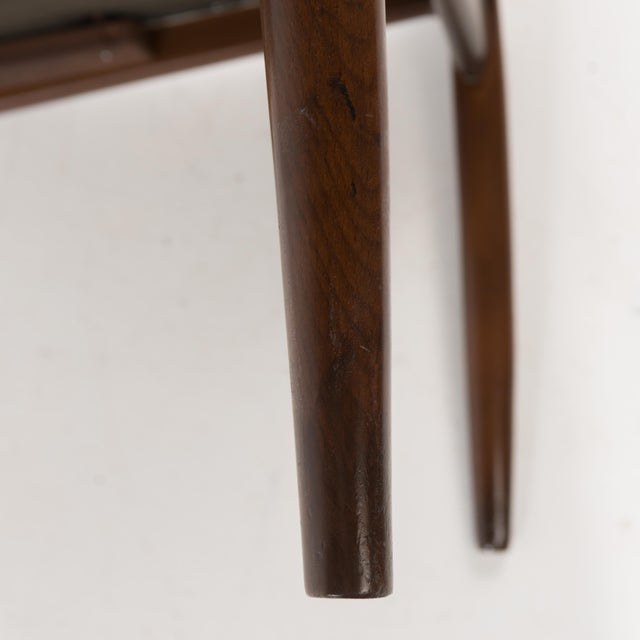 Mid Century Modern Ib Kofod Larsen Selig Armchair For Sale - Image 11 of 13