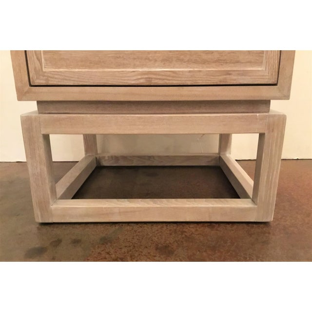 2010s Worlds Away Oliver Side Table For Sale - Image 5 of 6