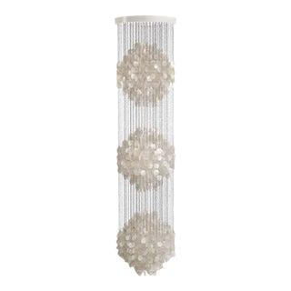 Exquisit Fun 3DM Chandelier or Pendant Lamp by Verner Panton