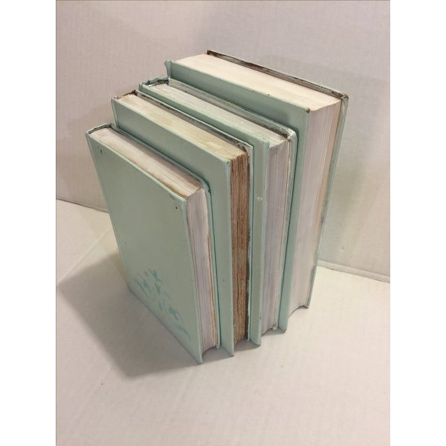 Hand Painted Vintage Books - 4 - Image 5 of 7
