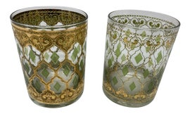 Image of Ornamental and Decorative Materials Lowball Glasses