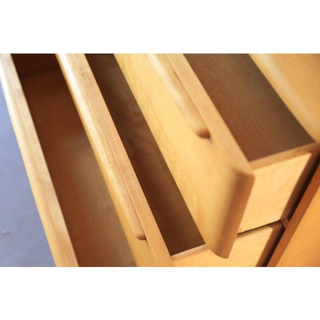 Vintage Heywood-Wakefield Low Dresser - Image 10 of 11