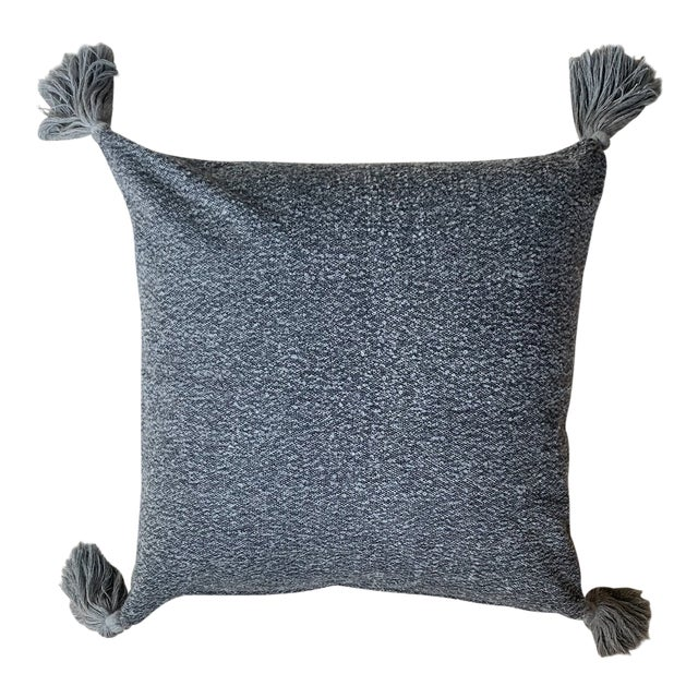 Featured in The 2020 San Francisco Decorator Showcase — Sefte Alpaca Accent Pillow For Sale
