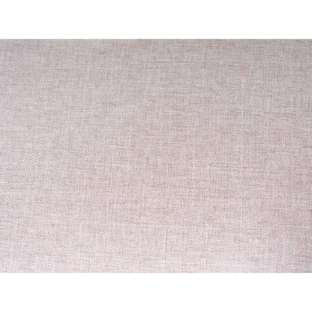 EJ Victor EJ Victor Upholstered Debra Sofa on Legs For Sale - Image 4 of 7