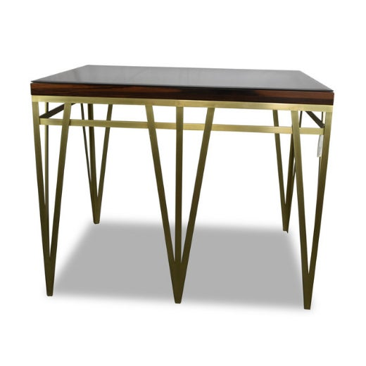 Solid Macassar Top Desk - Image 3 of 3