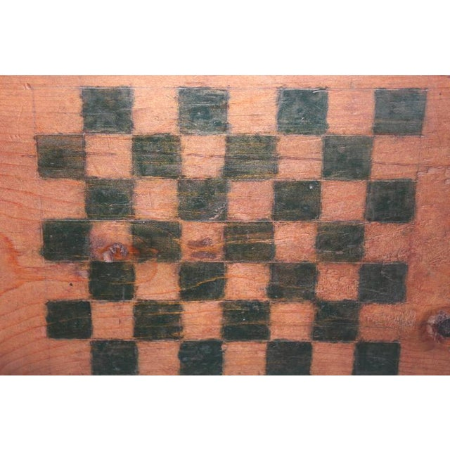 Early hand made 19th c. gameboard - Image 1 of 5