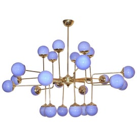 Image of Purple Pendant Lighting