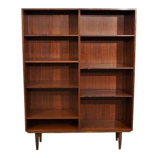 Original Danish Mid Century Rosewood Bookcase - Gerbera For Sale