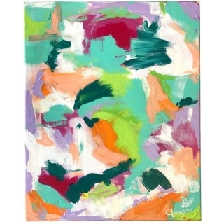 Christina Longoria Martin Abstract Painting For Sale