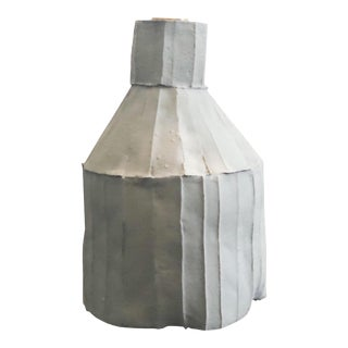 Paper Clay Pastel Lantern For Sale