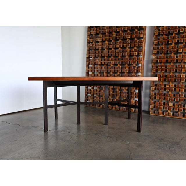Directional 1960s Mid-Century Modern Milo Baughman Dining Table for Directional Furniture For Sale - Image 4 of 13