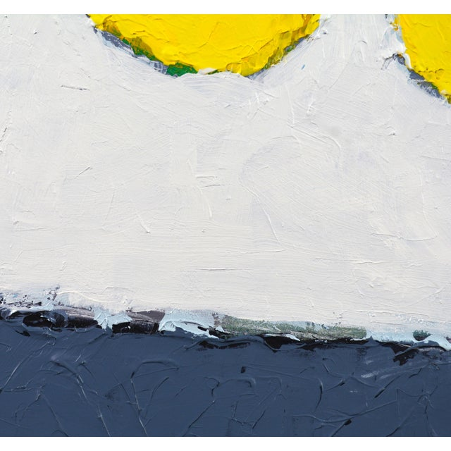 'Color Composition' Original Abstract Painting by Lars Hegelund For Sale In Miami - Image 6 of 11