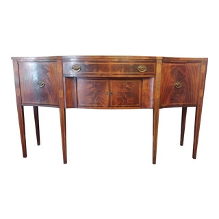 Early 20th Century Antique Mersman Sideboard For Sale