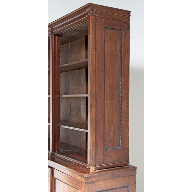 Late 19th Century English Bookcase For Sale - Image 9 of 11