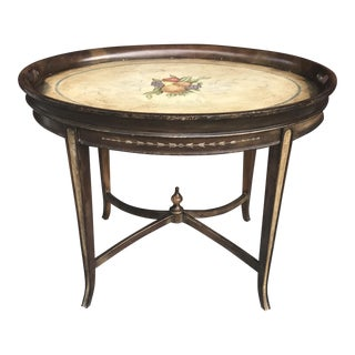 Drexel Heritage Country Tray Table For Sale