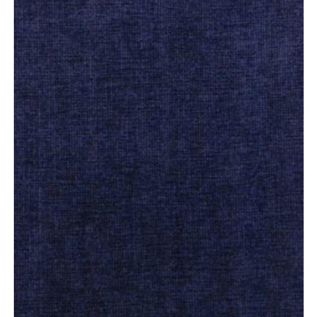 Duralee Navy Blue Chenille Fabric - 5 Yards - Image 1 of 3