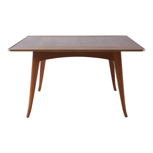 Mahogany Cocktail Table by Edward Wormley for Dunbar - Image 1 of 7