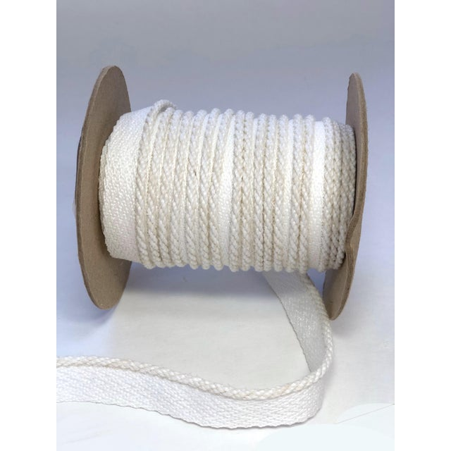 """Modern Braided 1/8"""" Indoor/Outdoor Cord Trim For Sale - Image 3 of 6"""