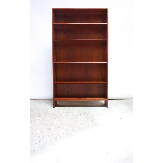Hans Wegner for Ry Mobler Teak Book Shelf - Image 2 of 10