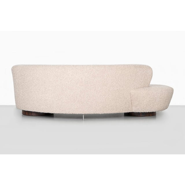 Modern Vladimir Kagan for Directional Cloud Sofa For Sale - Image 3 of 13