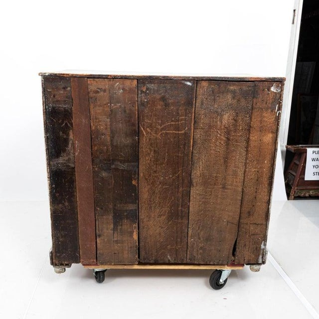 1890s Painted French Commode For Sale In New York - Image 6 of 8