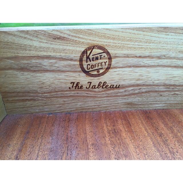 Mid-Century Modern Kent Coffey Tableau Dresser - Image 4 of 7