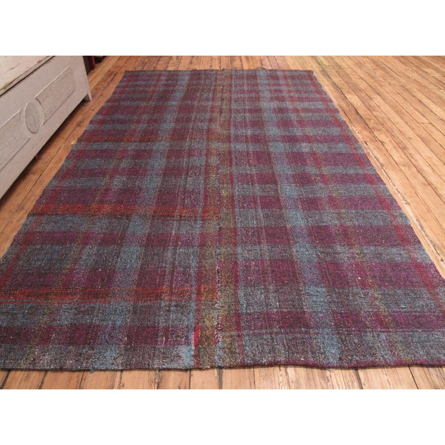 Traditional Pala Kilim For Sale - Image 3 of 5