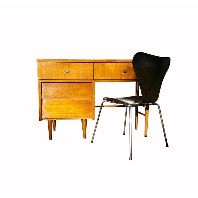 Paul McCobb Style Mid-Century Modern Desk - Image 3 of 4