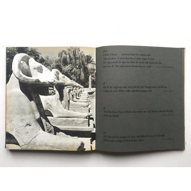 """Black & White Photography """"A Time of Gods"""" 1st Edition Vintage 1962 Collector's Photogravure Print Book For Sale - Image 7 of 11"""