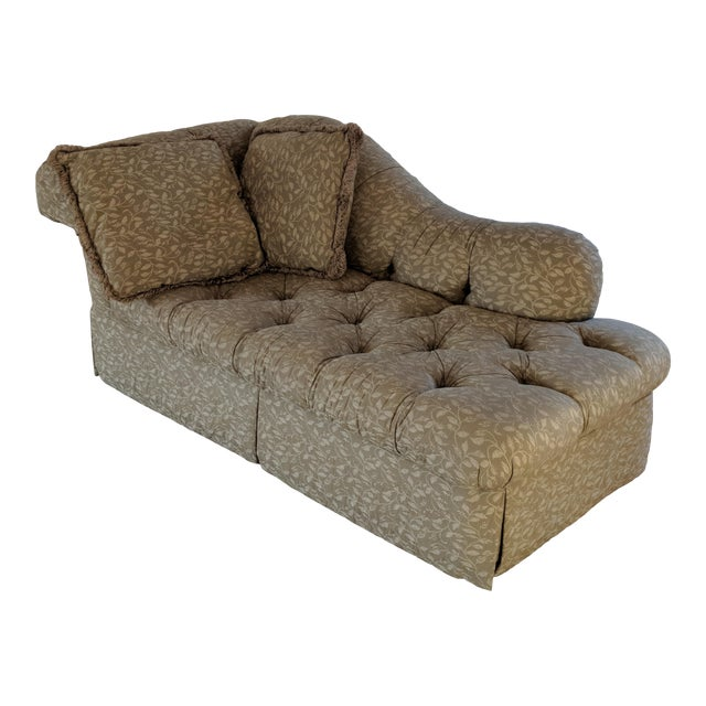 Modern ABC Home Furnishings Chaise Sofa