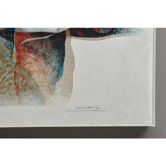 Alvar Sunol Munoz-Ramos, Untitled, Signed and Numbered, # 63/80, 1980 For Sale - Image 10 of 12