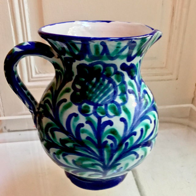 Vintage Spanish Grenadina Style Sangria Pitcher - Image 2 of 7