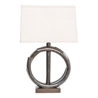Radius Lamp by Clate Grunden For Sale