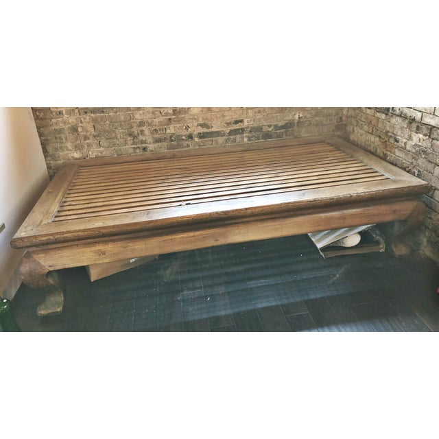 Antique Chinese Opium Bed For Sale - Image 9 of 9