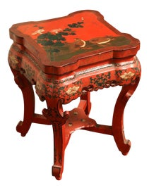Image of Chinese Stools