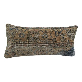 Vintage Turkish Handmade Pillow Cover For Sale