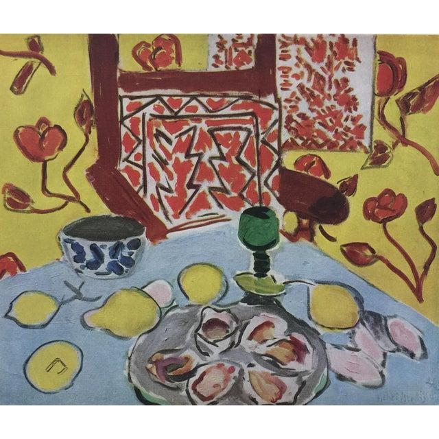 Lead 1943 Matisse Portfolio Lithographic Prints Book For Sale - Image 7 of 13