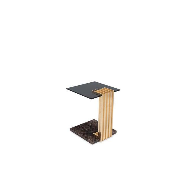 Luxxu Vertigo Side Tables From Covet Paris For Sale - Image 4 of 4