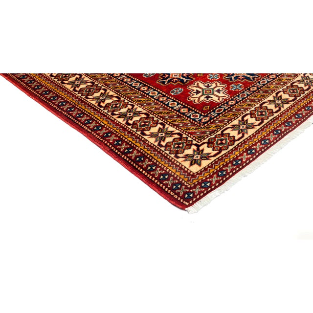 The tradition of hand-knotting rugs has been passed from generation to generation. Because each knot is made by hand, rugs...