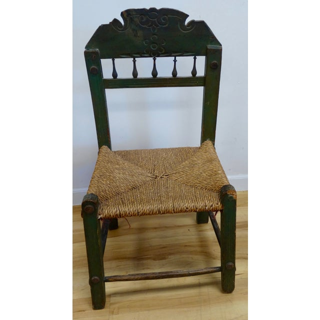 Spanish Colonial Chair - Image 2 of 4