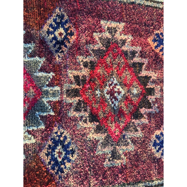 "Vintage Turkish Oushak Runner - 3' x 9'2"" - Image 6 of 11"