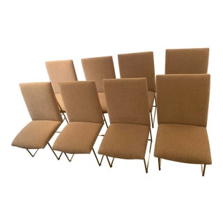 Lawson-Fenning Thin Frame Dining Chairs - Set of 8 For Sale
