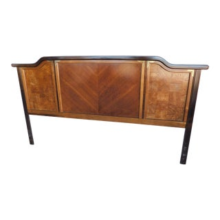 """Broyhill Premier """"Ming"""" Collection King Size Headboard For Sale"""