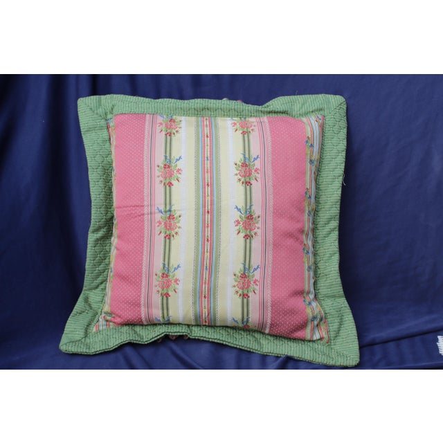 Mid 20 C. French Chair Pillow For Sale - Image 9 of 9