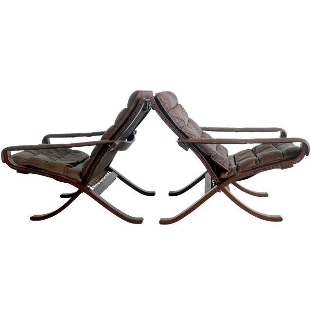 Ingmar Relling Flex Safari Chairs for Westnofa - Image 1 of 7
